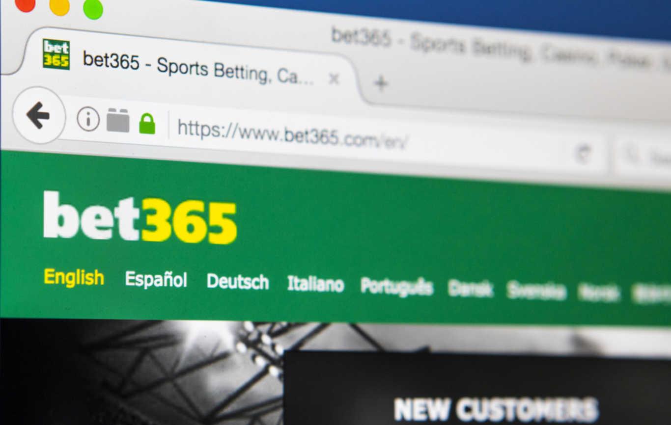 Bet365 registrarse y un deposito del dinero